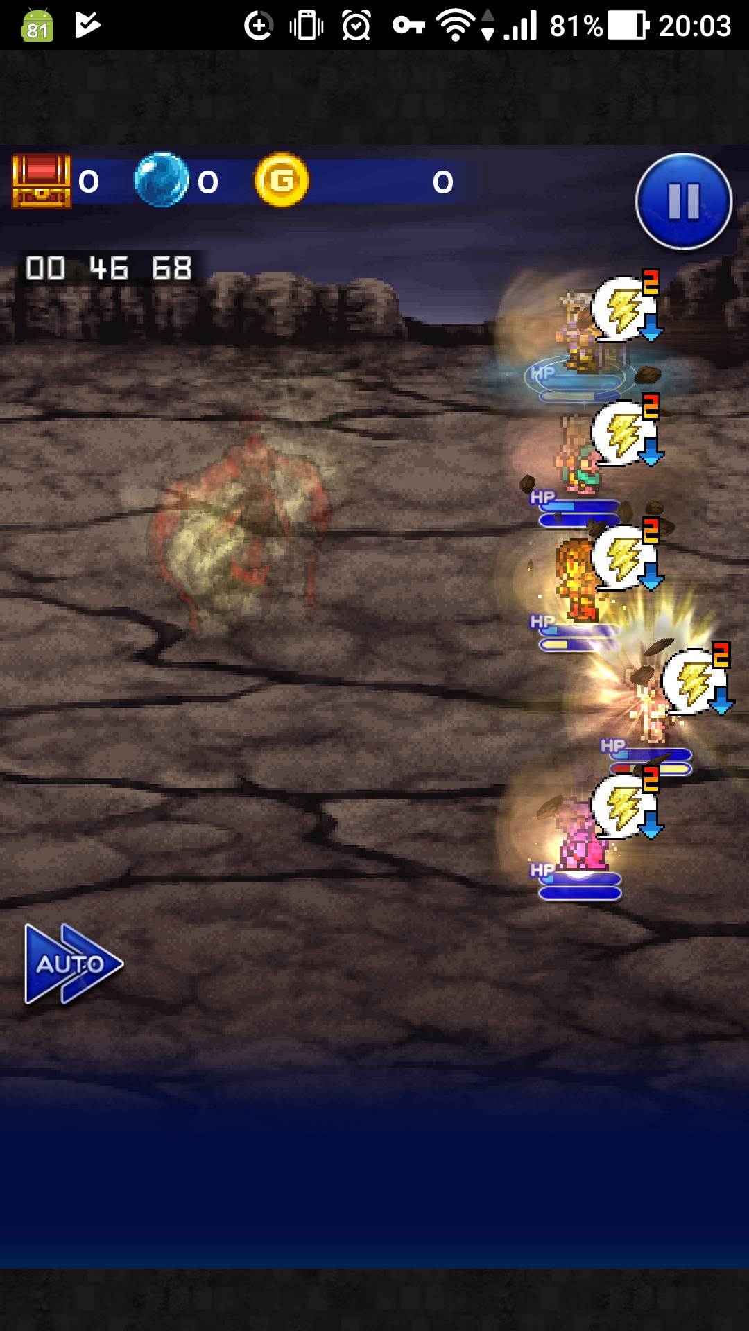 【無課金】FINAL FANTASY Record Keeper Lv2372【FFRK】 	->画像>114枚