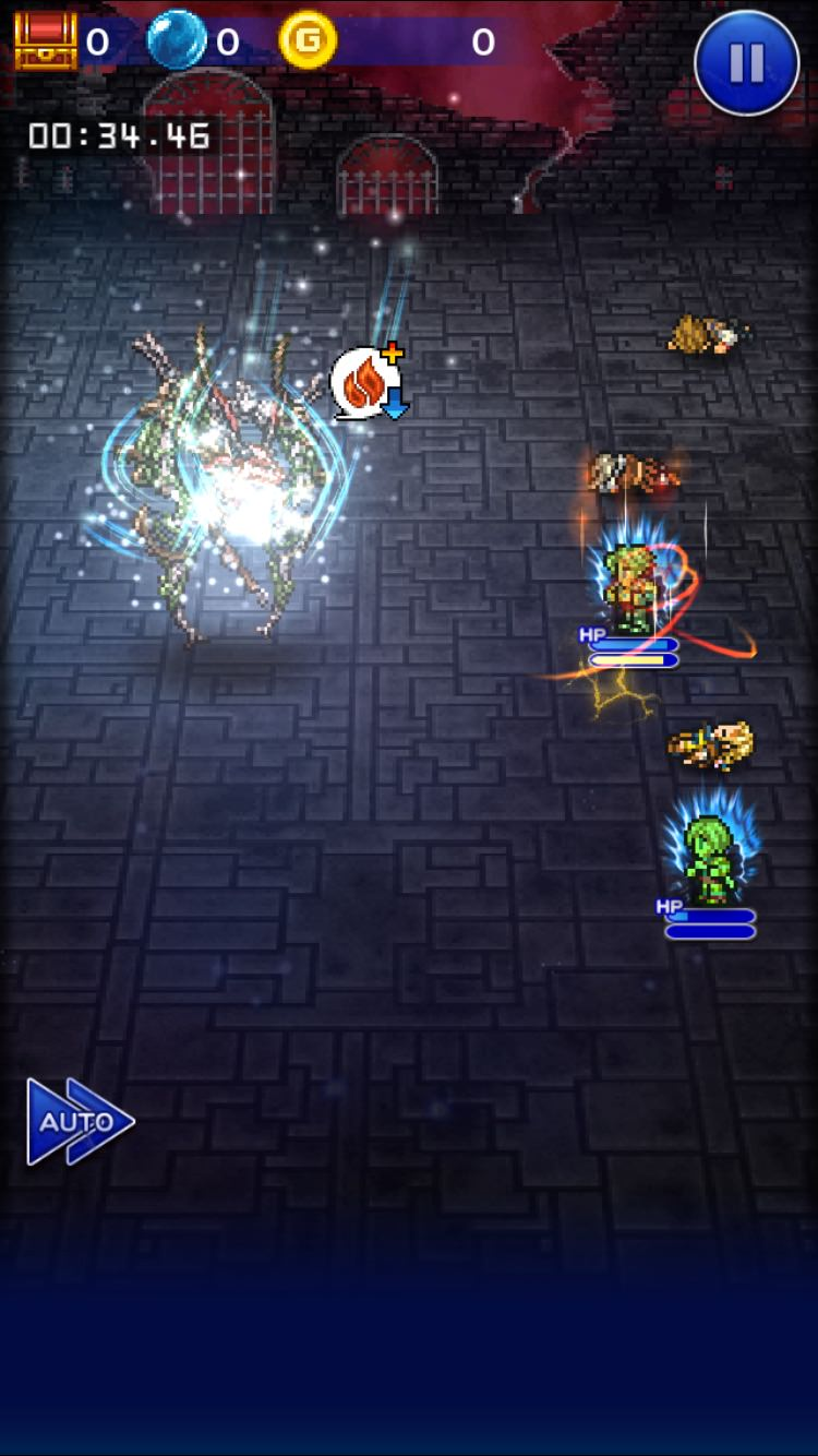 【FFRK】FINAL FANTASY Record Keeper Lv293 	YouTube動画>2本 ->画像>169枚