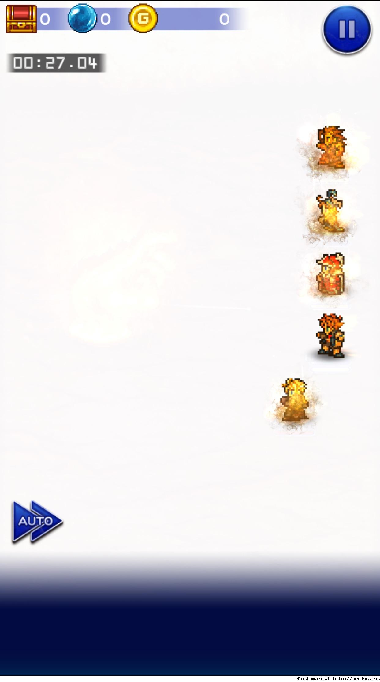 【完全無課金】FFRK FINAL FANTASY Record Keeper Lv25 	->画像>39枚
