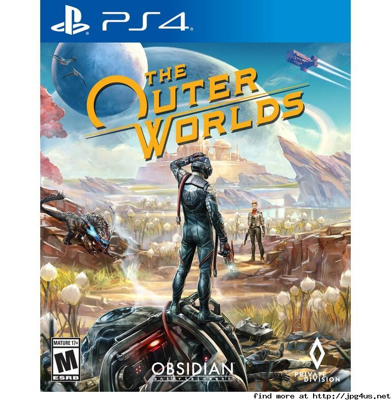 The Outer Worlds(ザ・アウターワールド) Part1 YouTube動画>5本 ->画像>2枚